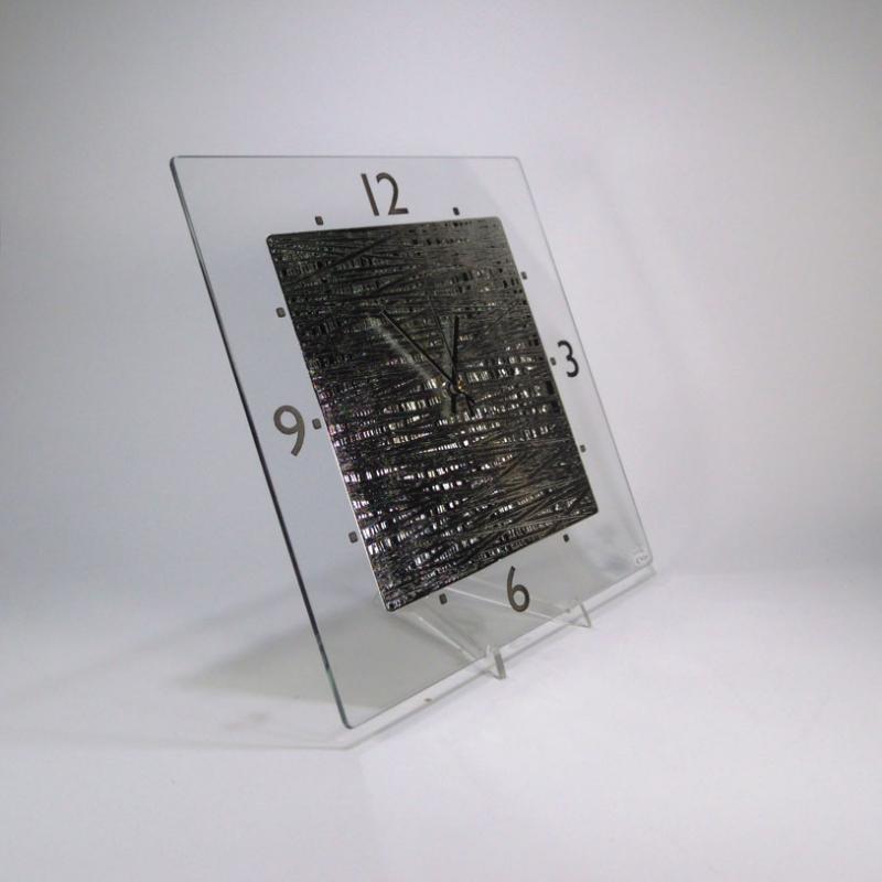 Orologi da parete e appoggio orologio argenesi stripes for Oggettistica arredo casa