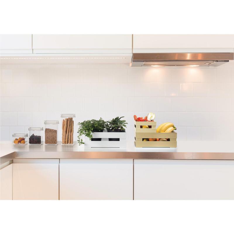 Guzzini My Kitchen : Barattolo da cucina Guzzini trasparente ...