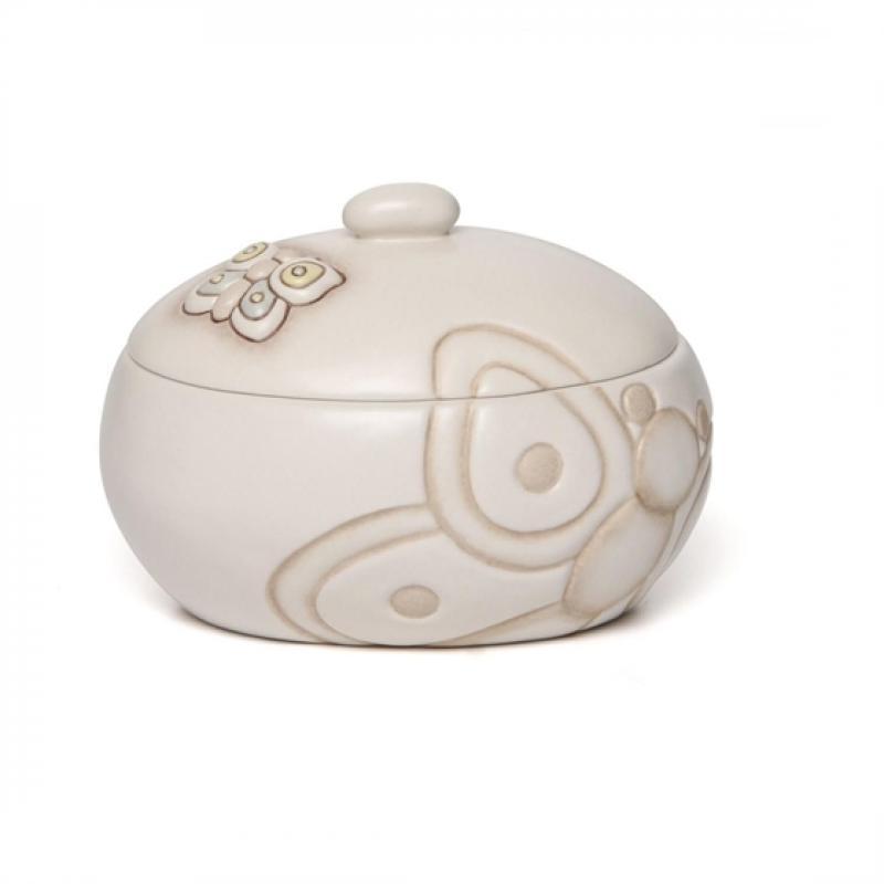 accessori bagno thun : elegance porta ovattine - Arredo Bagno Thun