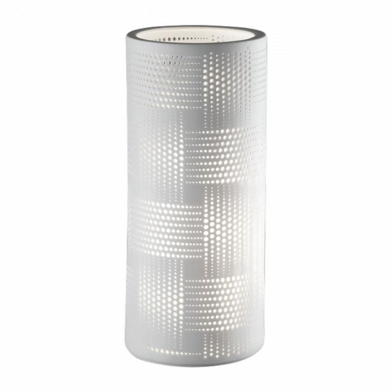 Lampade da tavolo e lanterne lampada da tavolo porcellana traforata cm 28 mascagni - Oggettistica casa moderna ...