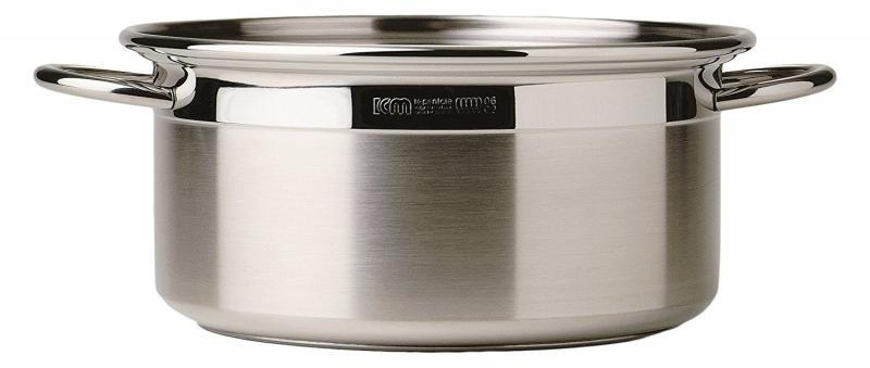 Pentole padelle e accessori cottura pentole icm morinox batteria 12 pezzi casseruole e pentole - Pentole per cucine a induzione ...