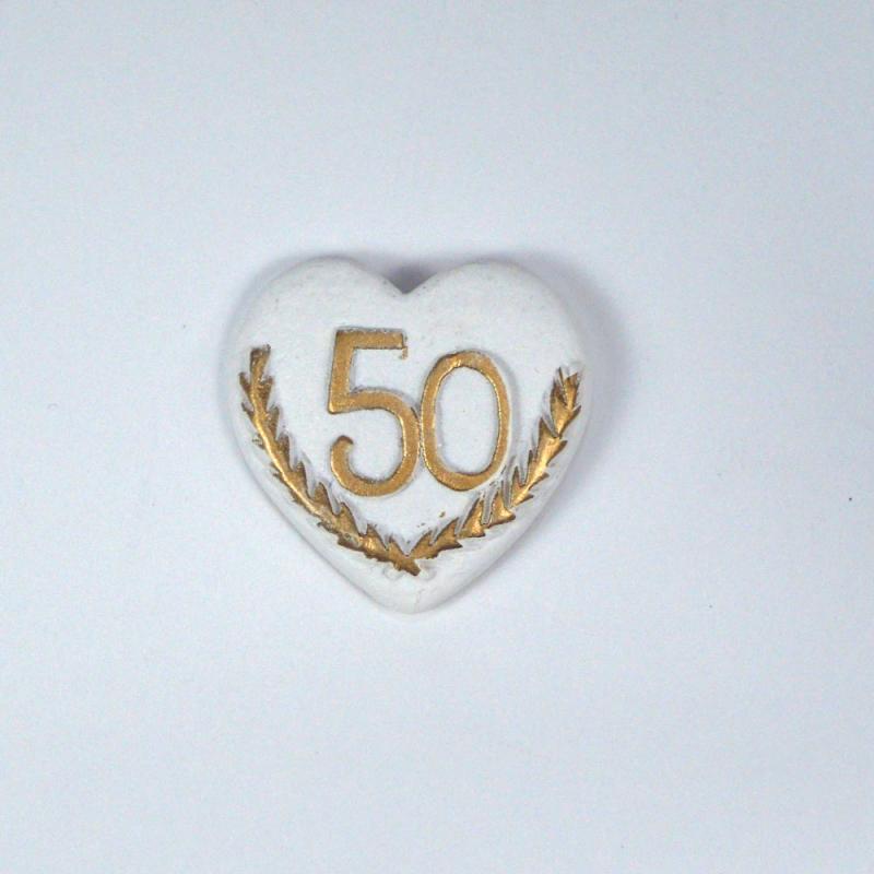 Anniversario 50 Anni Di Matrimonio.Confezionare Bomboniere Fai Da Te Simbolo Cuore Per Bomboniere