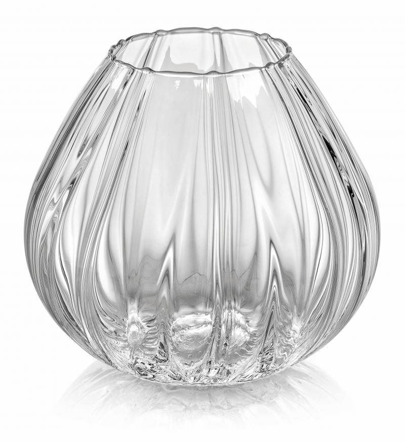 Ivv centrotavola e vasi vaso portafiori in vetro ivv - Portafiori in vetro ...